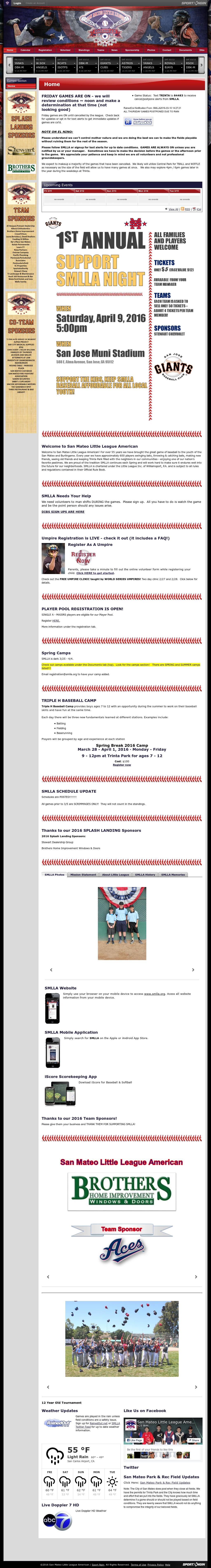 cf1b8a846a5c ... Employees Owler Company Profile. San Mateo Little League American Smlla Competitors  Revenue And