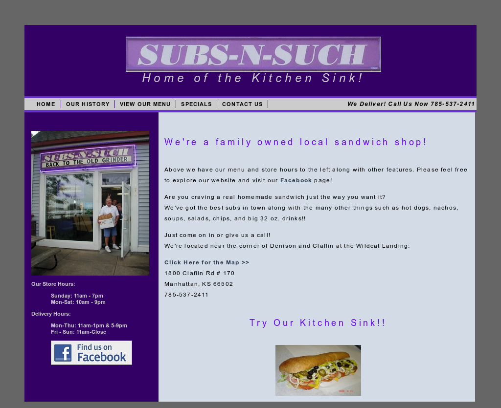Subs-n-such Competitors, Revenue and Employees - Owler Company Profile
