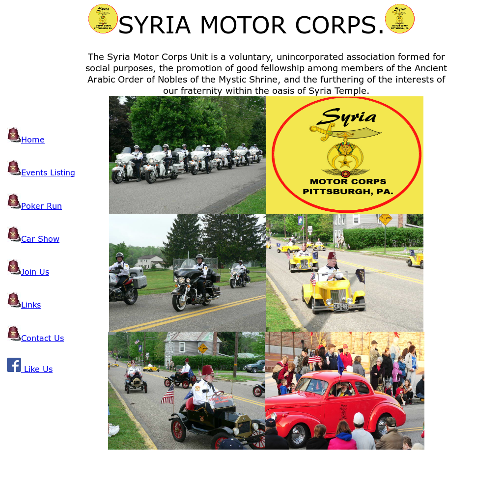 Syria motor corps poker run gambling world statistics