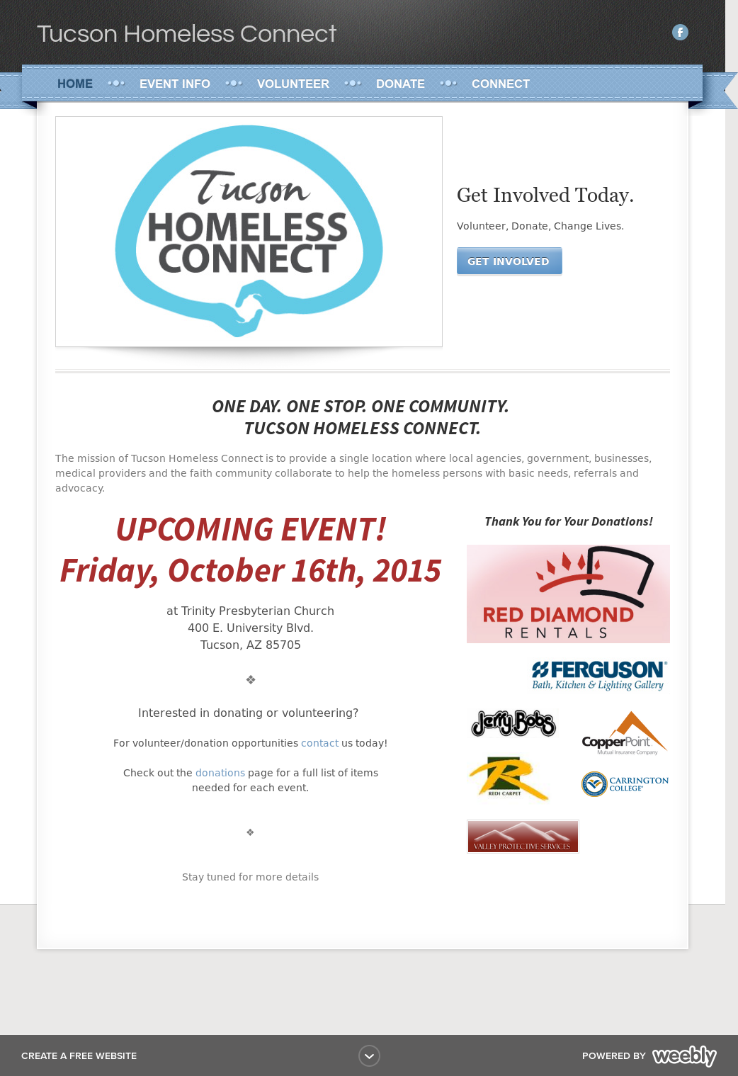 Tucson Homeless Connect Competitors, Revenue and Employees - Owler Company Profile