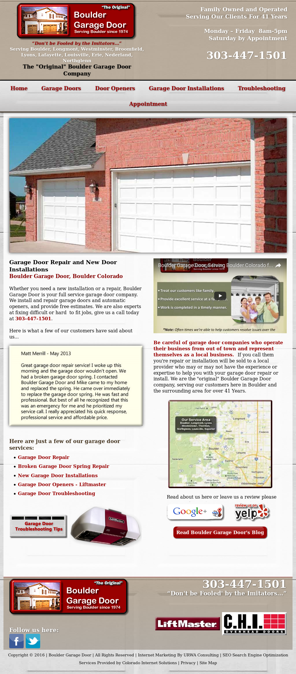 Boulder Garage Door Competitors, Revenue And Employees   Owler Company  Profile
