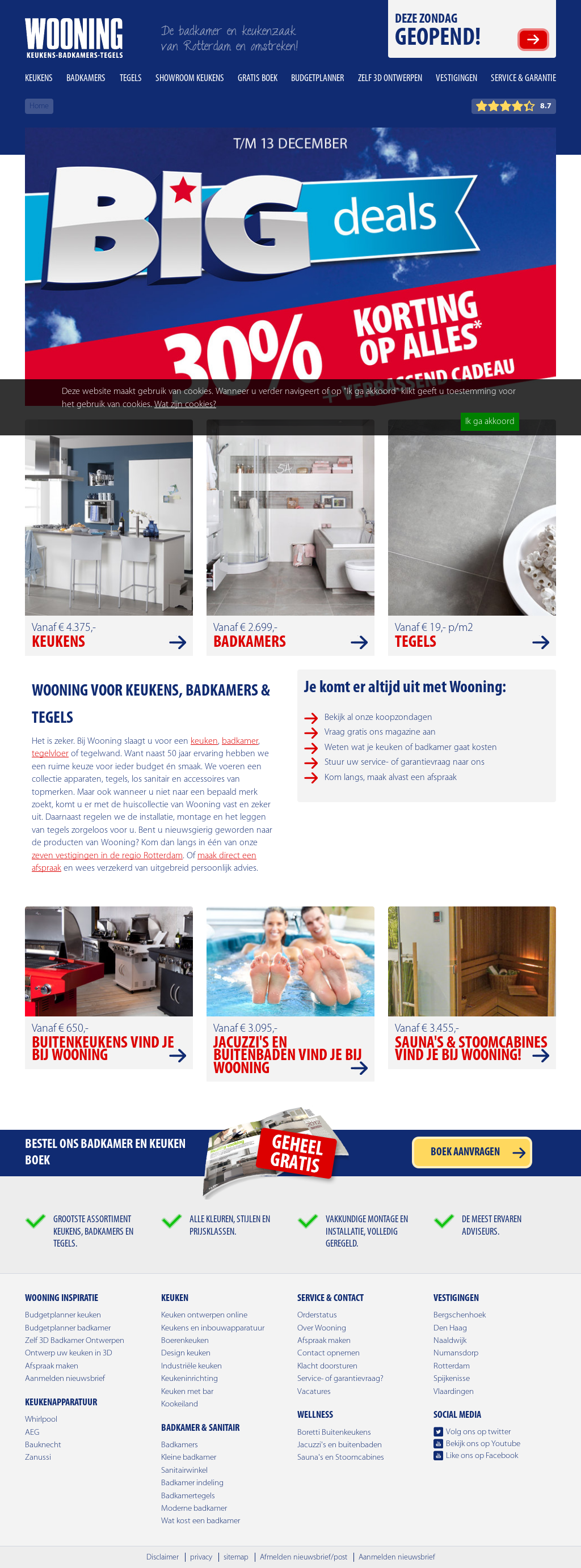 Wooning Keukens Badkamers Tegels S Competitors Revenue Number Of Employees Funding Acquisitions News Owler Company Profile