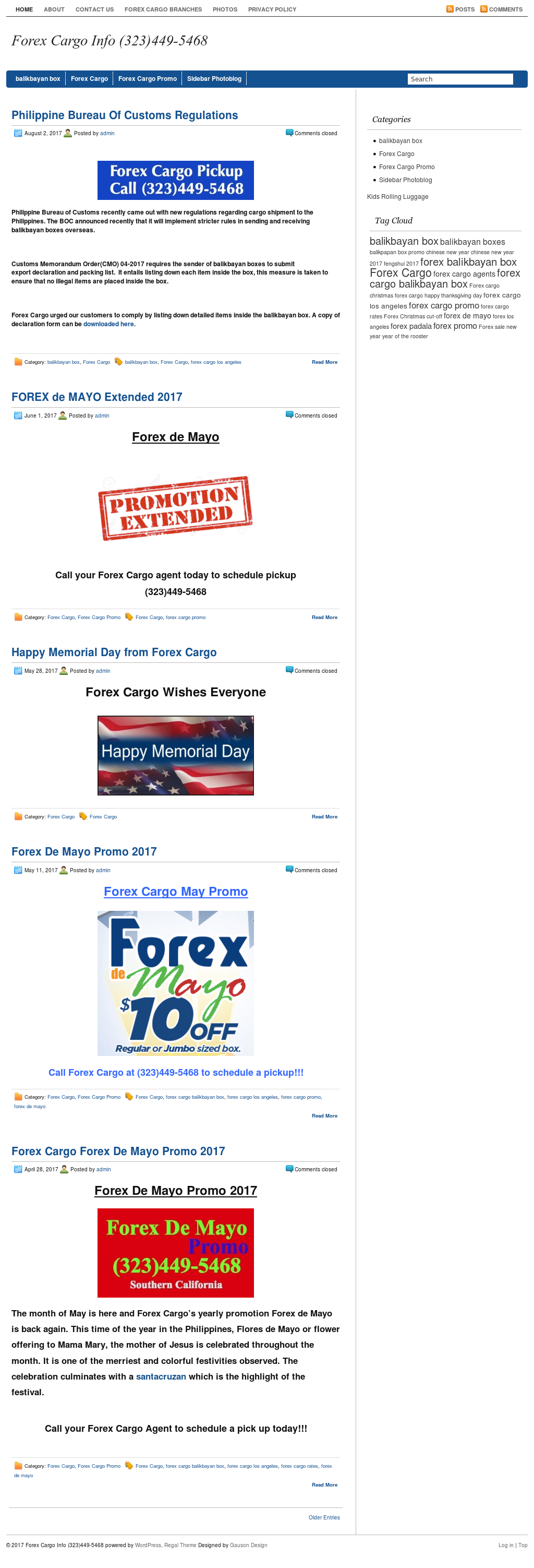Forex Cargo Info Competitors, Revenue and Employees - Owler