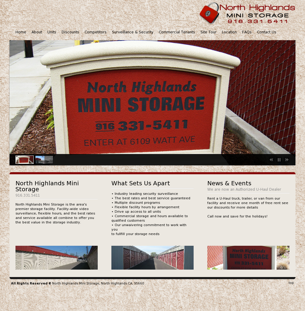 North Highlands Mini Storage Competitors, Revenue And Employees   Owler  Company Profile