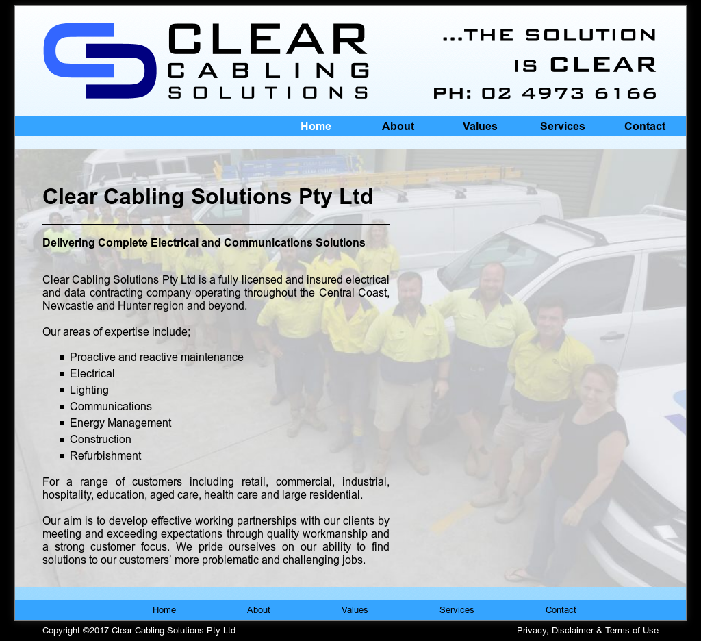 Clear Cabling Solutions Competitors Revenue And Employees