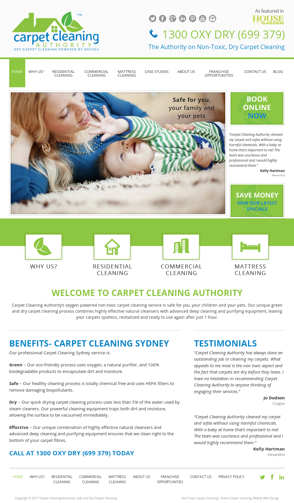 Carpet Cleaning Authority Competitors Revenue And Employees
