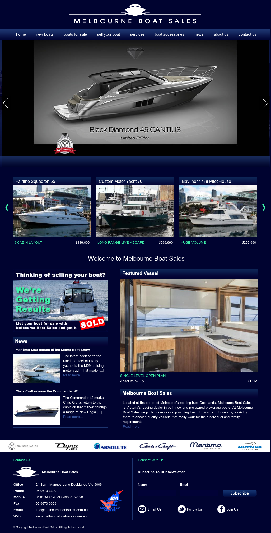 Melbourne Boat Sales Competitors Revenue And Employees Owler