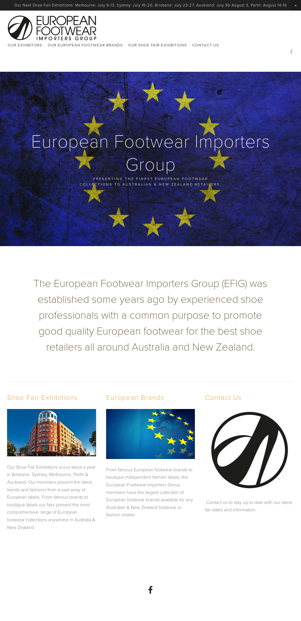 European Footwear Importers Group Competitors, Revenue and Employees