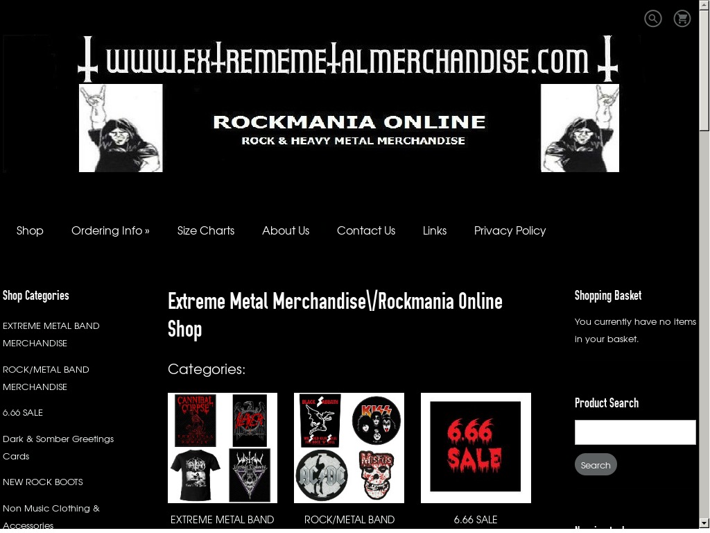Extreme metal merchandise competitors revenue and employees owler extreme metal merchandise website history m4hsunfo