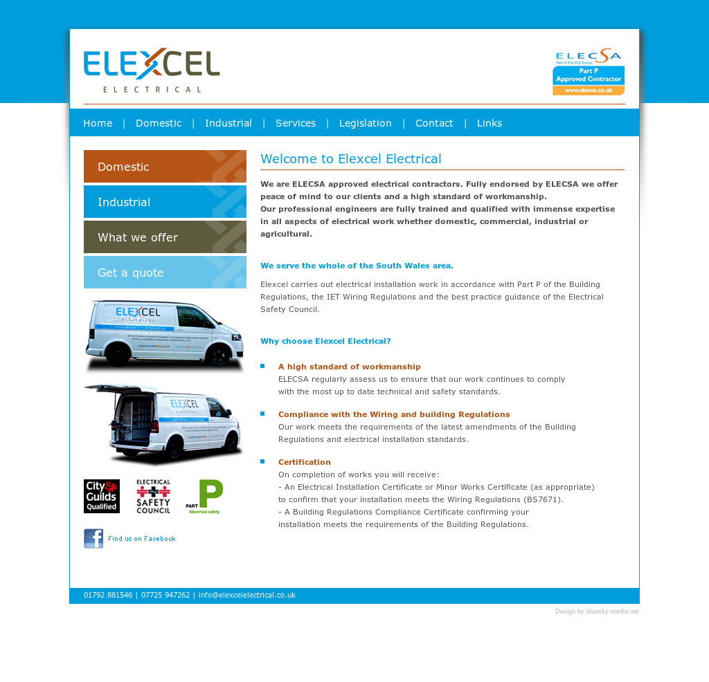 Elexcel Electrical Competitors Revenue And Employees Owler Uk Wiring Regulations Company Profile