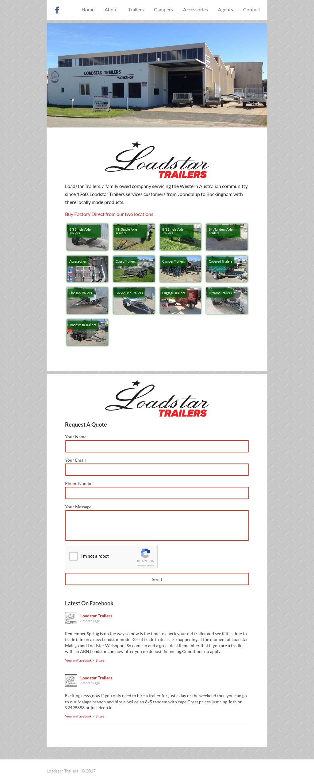 Loadstar Trailers Competitors Revenue And Employees Owler Company