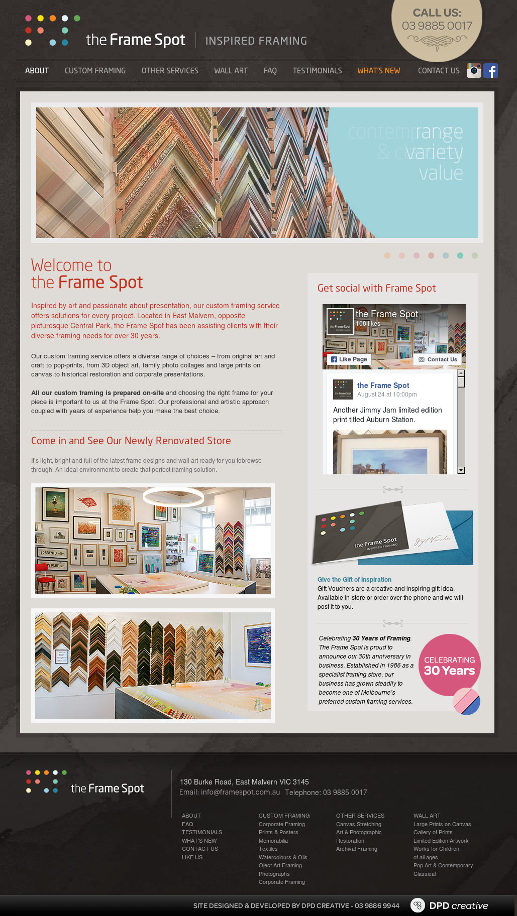 The Frame Spot Competitors, Revenue and Employees - Owler Company ...