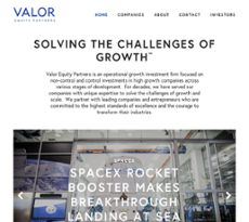 Valor Equity Partners Competitors, Revenue and Employees