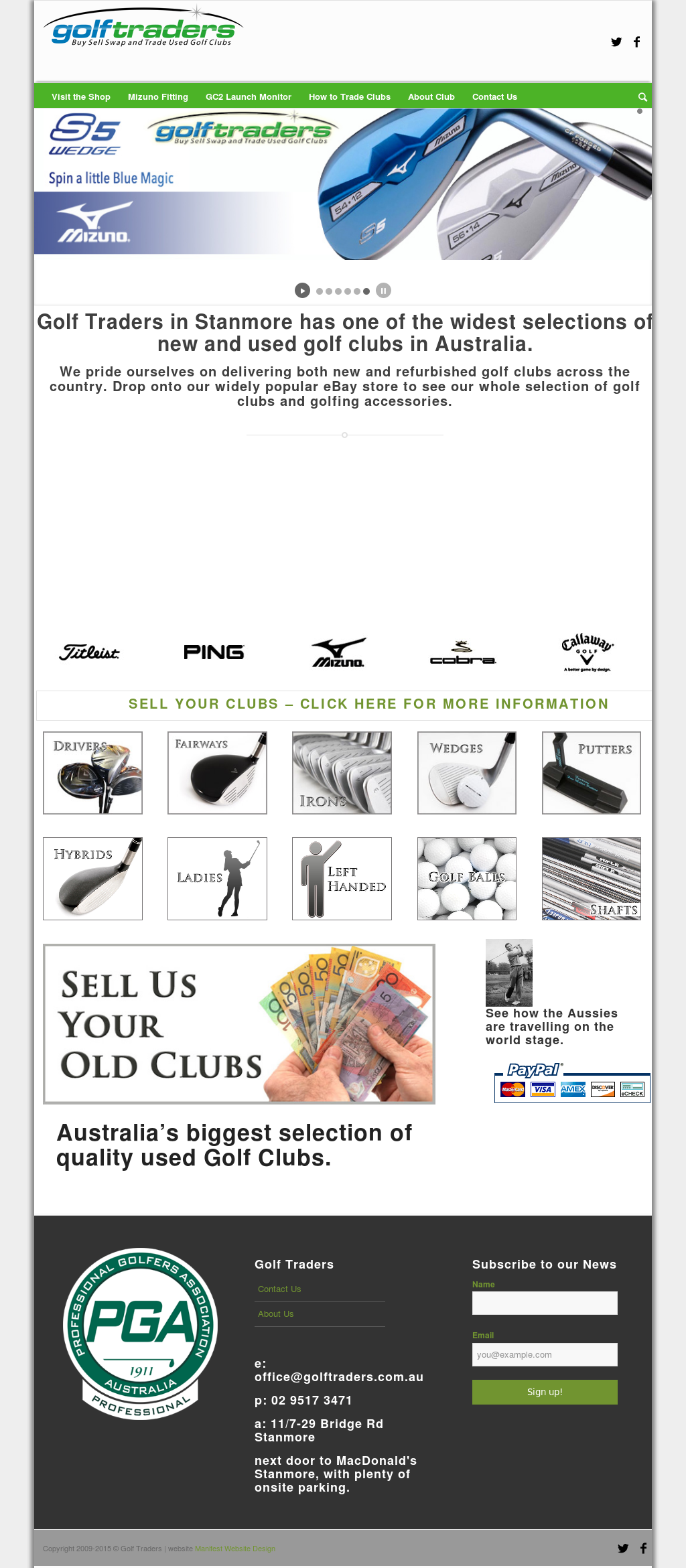 Golf Traders Buy Sell Swap Trade Used Golf Clubs Competitors Revenue And Employees Owler Company Profile