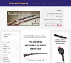 Clayton Firearms Competitors, Revenue and Employees - Owler Company