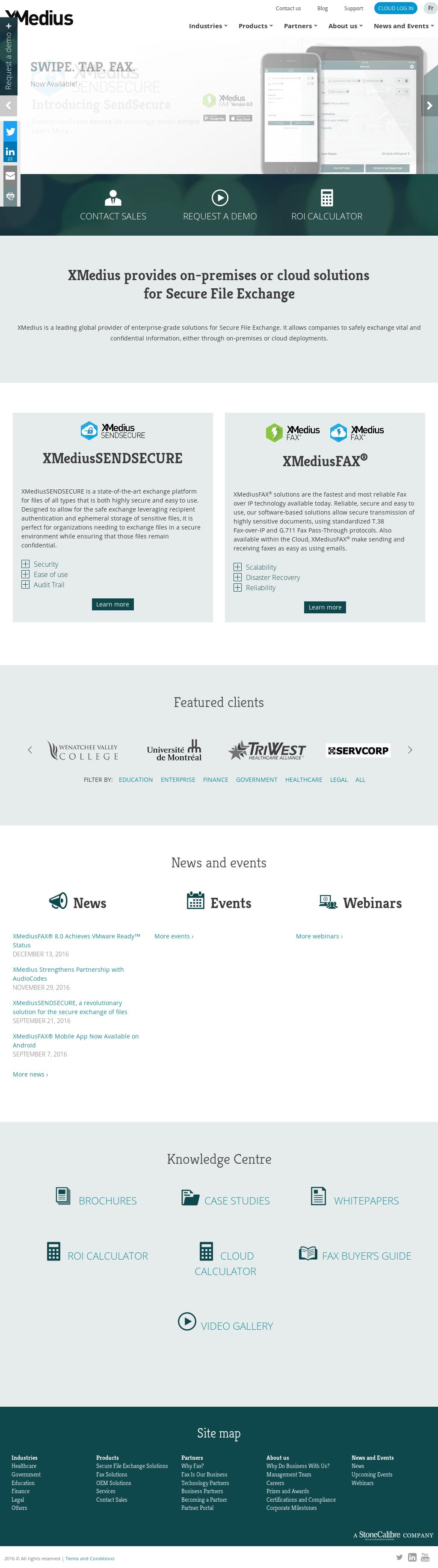 XMedius Competitors, Revenue and Employees - Owler Company