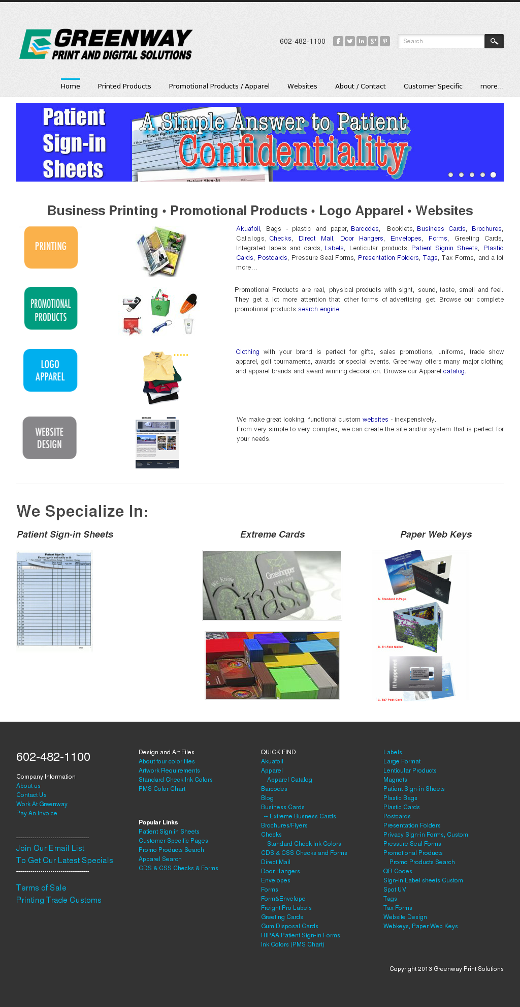 Greenway Print Solutions Competitors, Revenue and Employees - Owler
