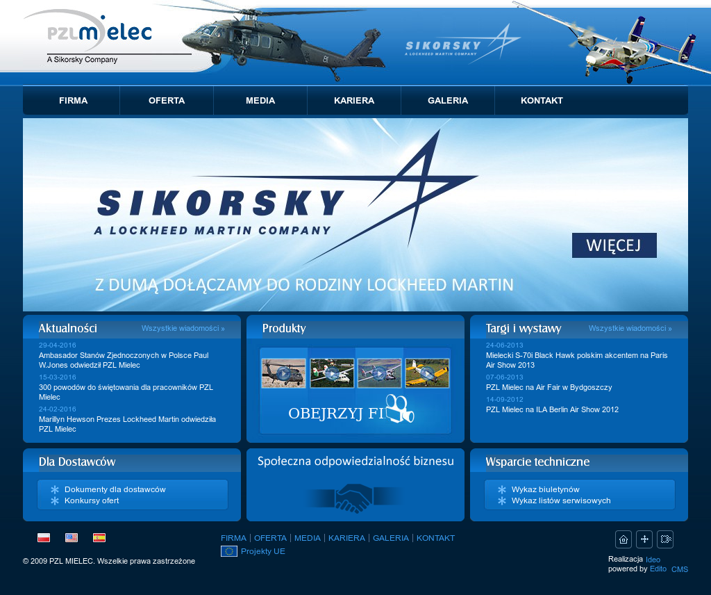 PZL MIELEC Competitors, Revenue and Employees - Owler
