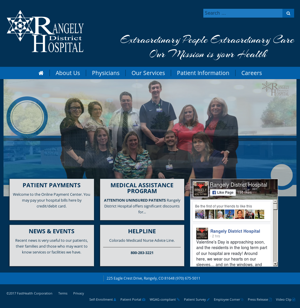 Rangely District Hospital Competitors, Revenue and Employees