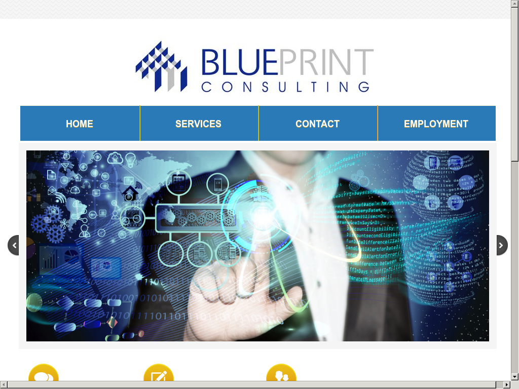 Blueprint consulting competitors revenue and employees owler blueprint consulting website history malvernweather Choice Image