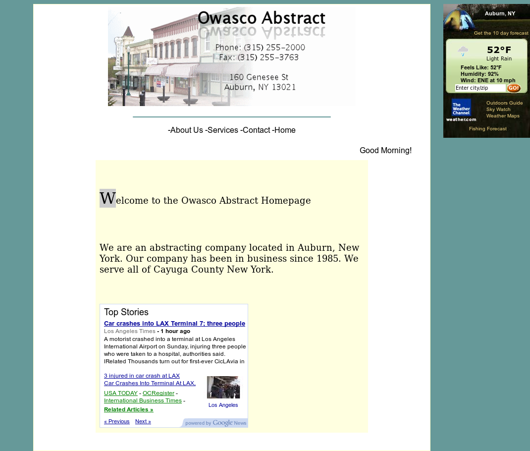 Owasco Abstract Competitors, Revenue and Employees - Owler