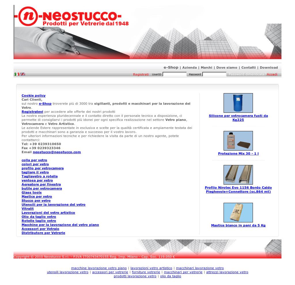 Il Mastice Del Vetraio.Neostucco Srl Competitors Revenue And Employees Owler