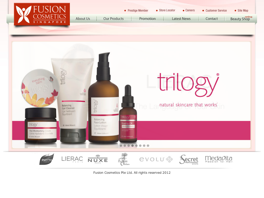 Fusion Cosmetics Competitors, Revenue and Employees - Owler Company