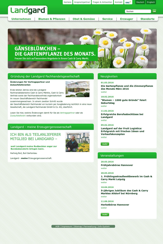 Landgard Neuss landgard service competitors revenue and employees owler company