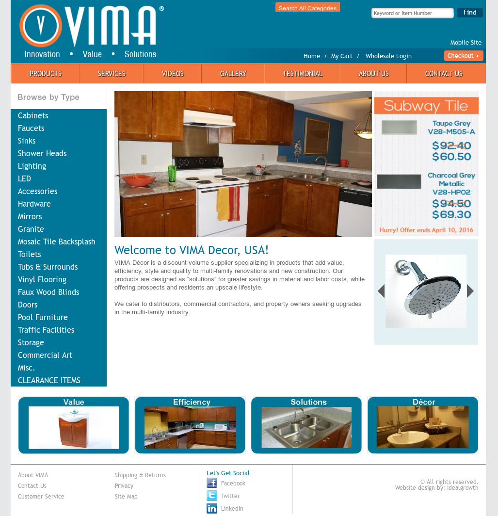 Vima Decor Ltd Shanghai Representative Office Competitors