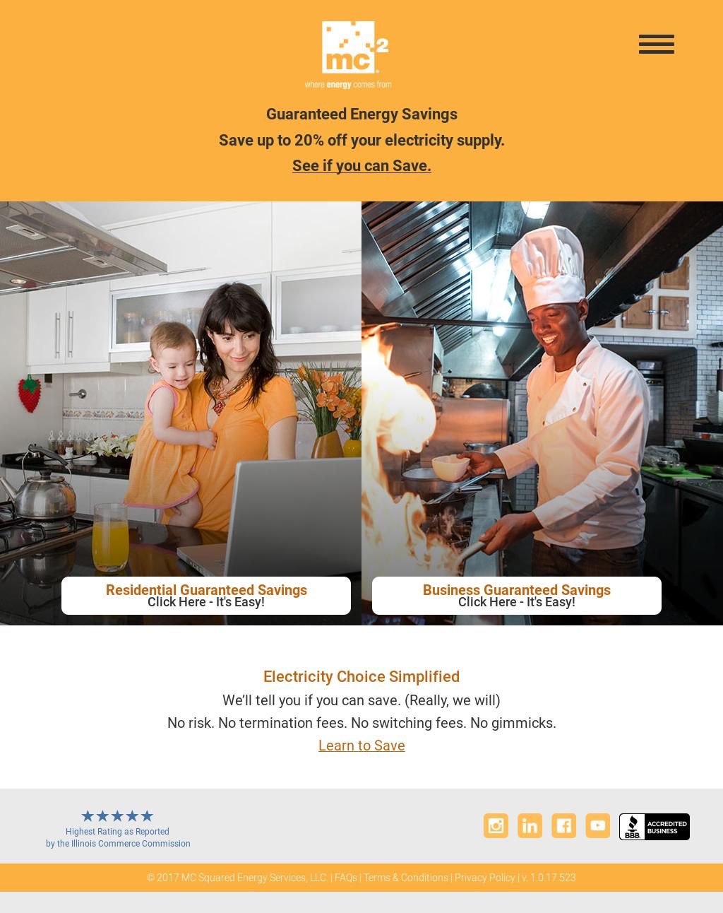 MC Squared Energy Services Competitors, Revenue and
