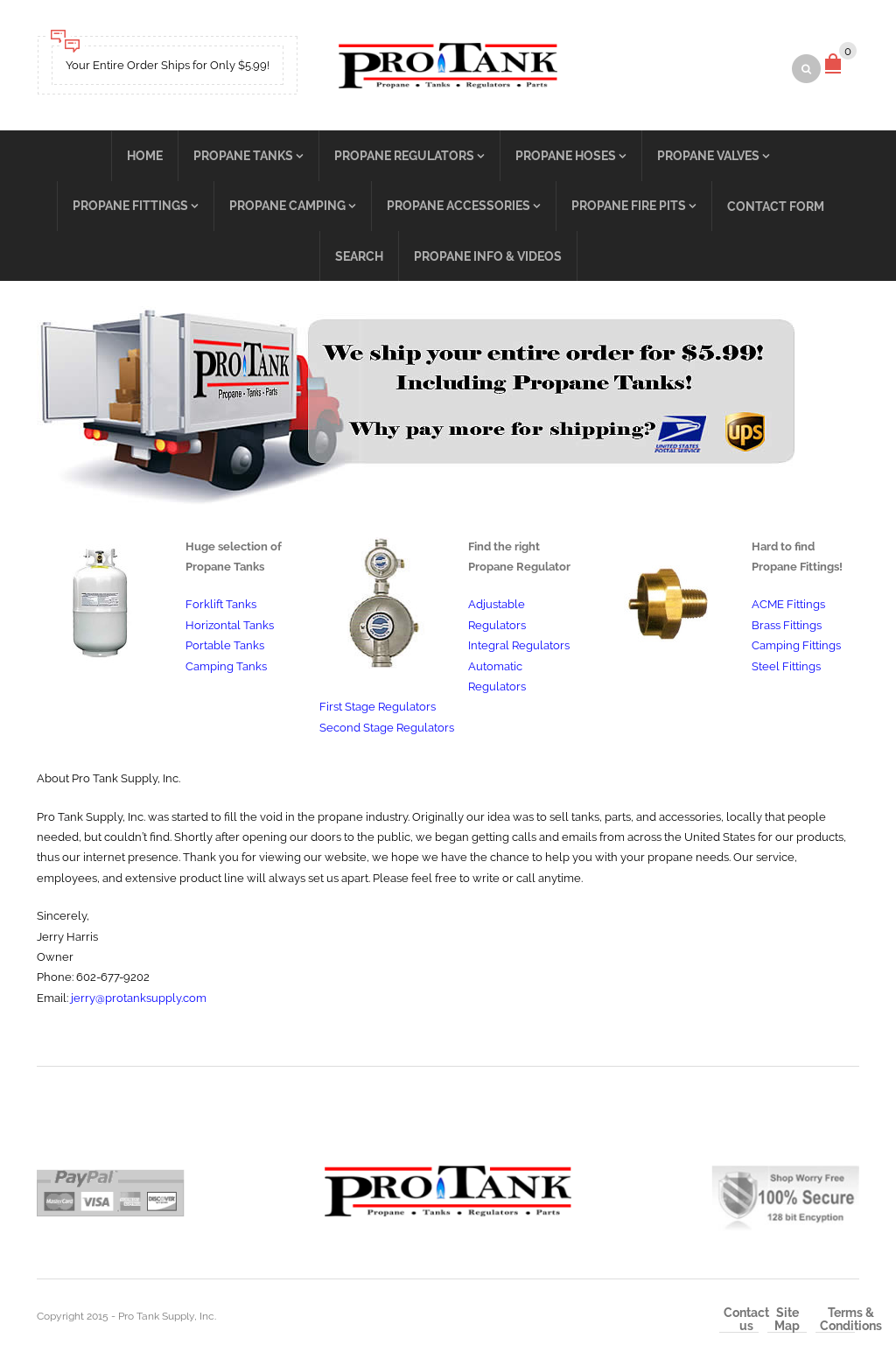 Pro Tank Supply Competitors, Revenue and Employees - Owler