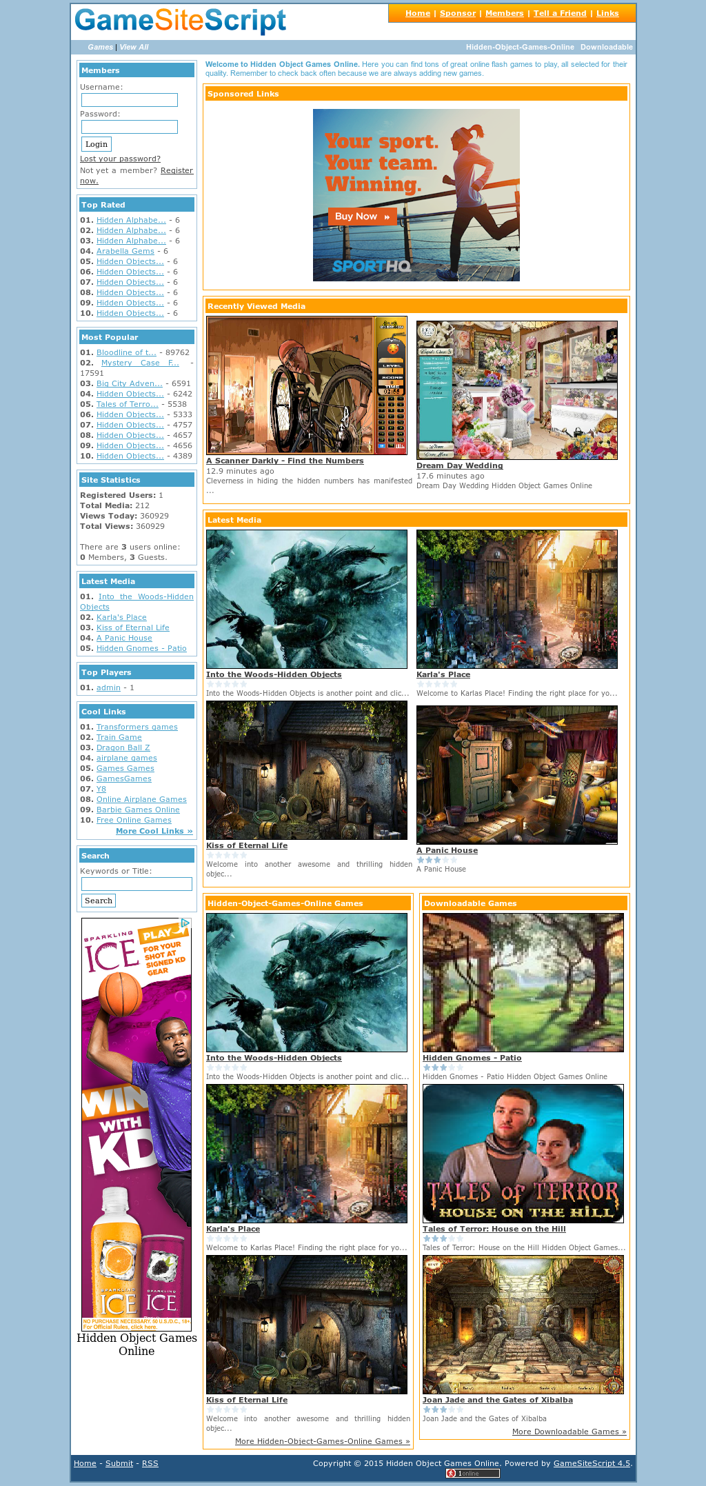 Hidden Object Games Online Competitors Revenue And Employees