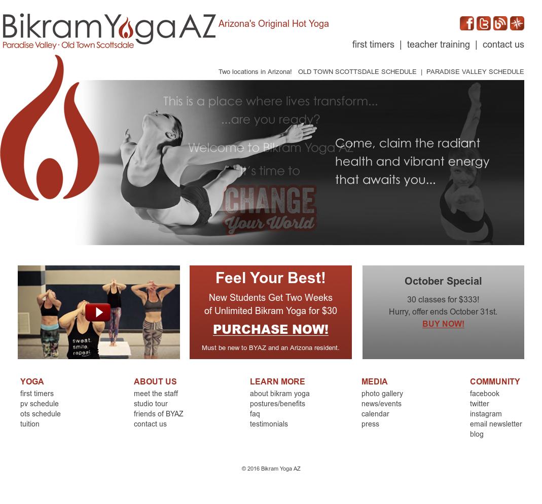 Bikram Yoga Az Competitors Revenue And Employees Owler Company Profile