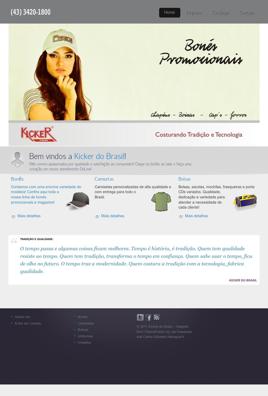 Kicker Industria E Comercio De Confeccoes Ltda Competitors 789b7cb48d6
