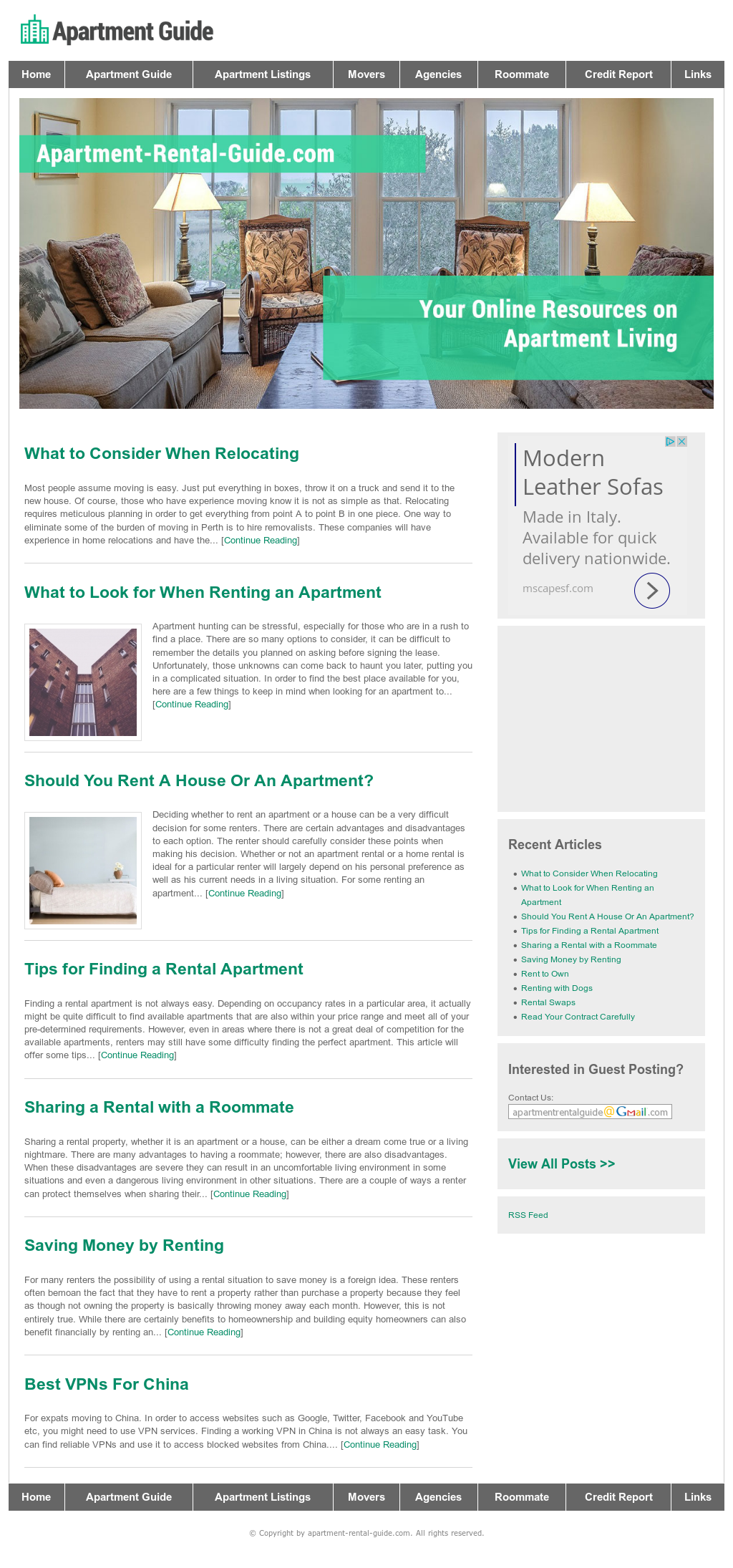 Superb Apartment Rental Guide Competitors, Revenue And Employees   Owler Company  Profile