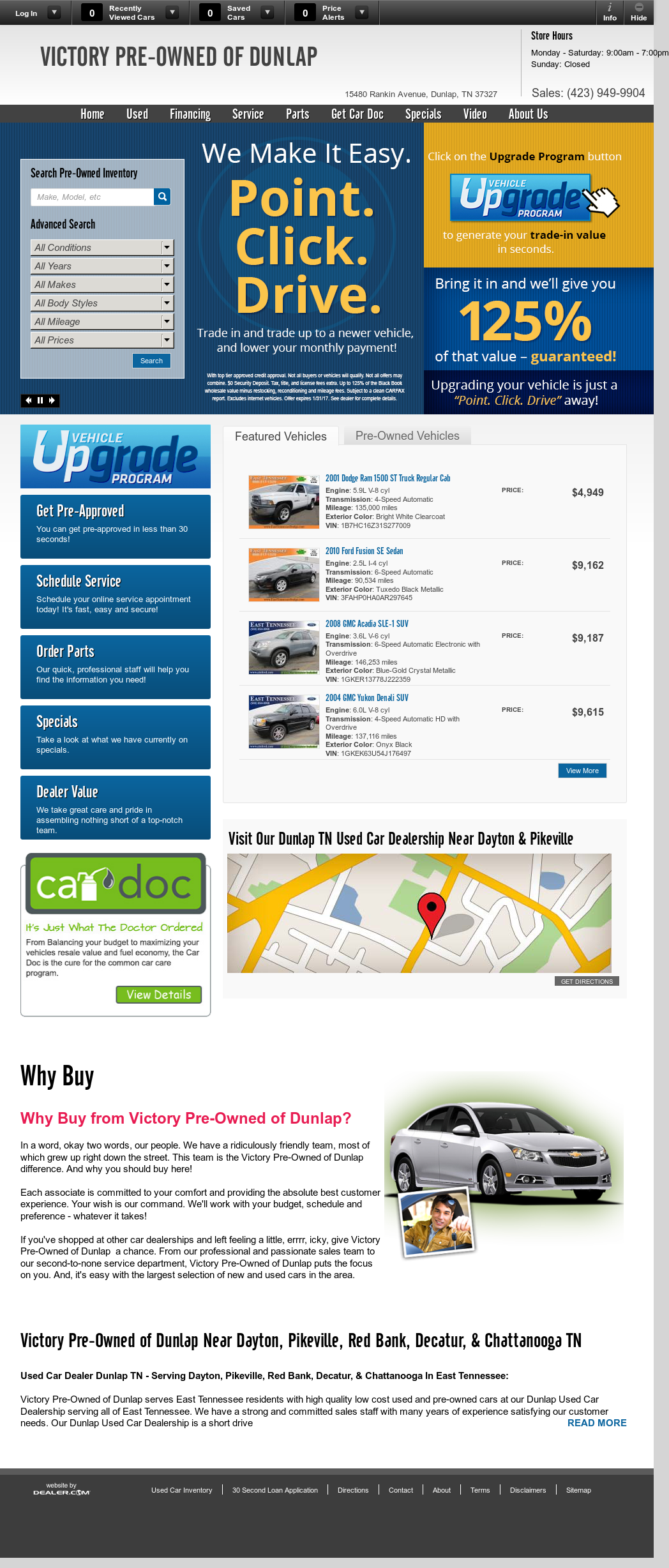 Owler Reports - Victory Automotive Group Blog Find Your