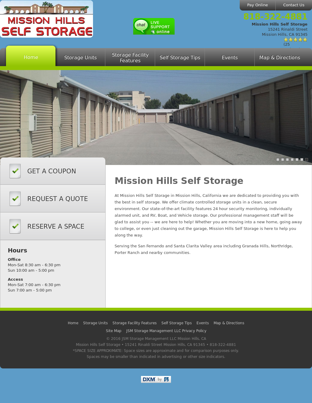 Mission Hills Self Storage Competitors, Revenue And Employees   Owler  Company Profile
