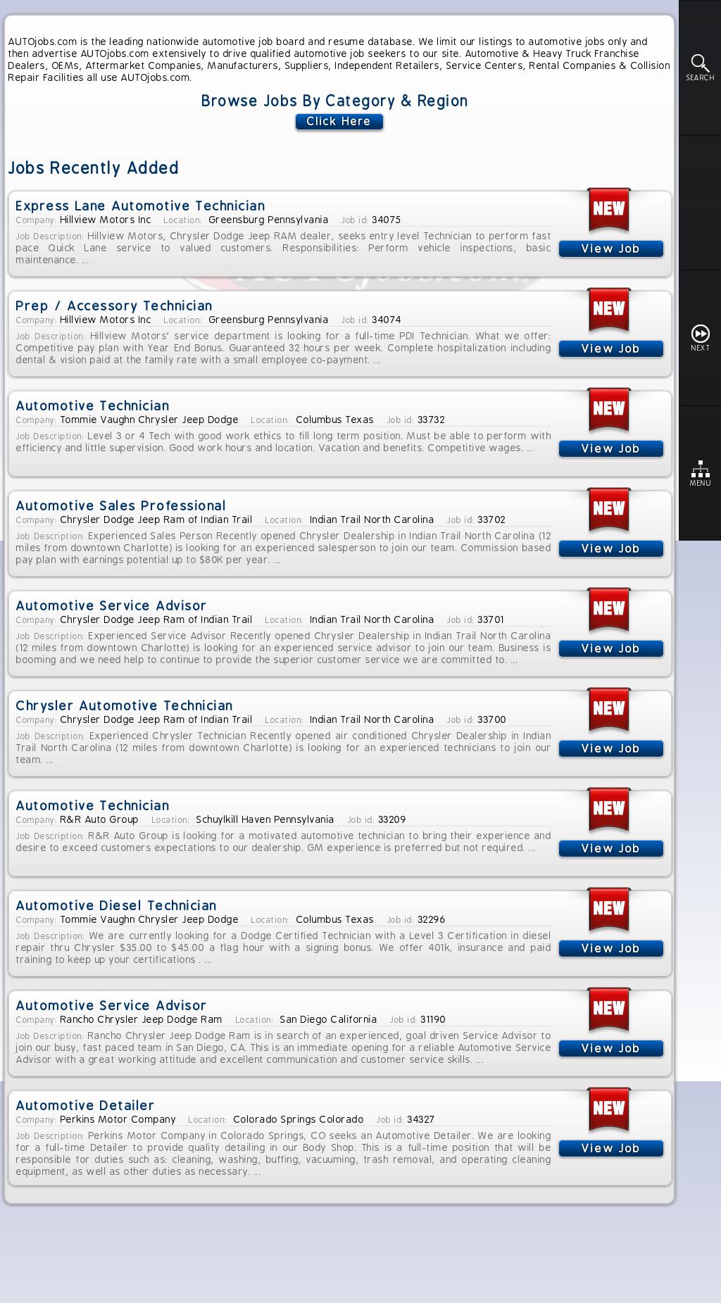 Autojobs Competitors, Revenue and Employees - Owler Company Profile