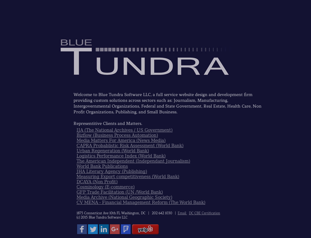 Blue Tundra Software Competitors Revenue And Employees Owler