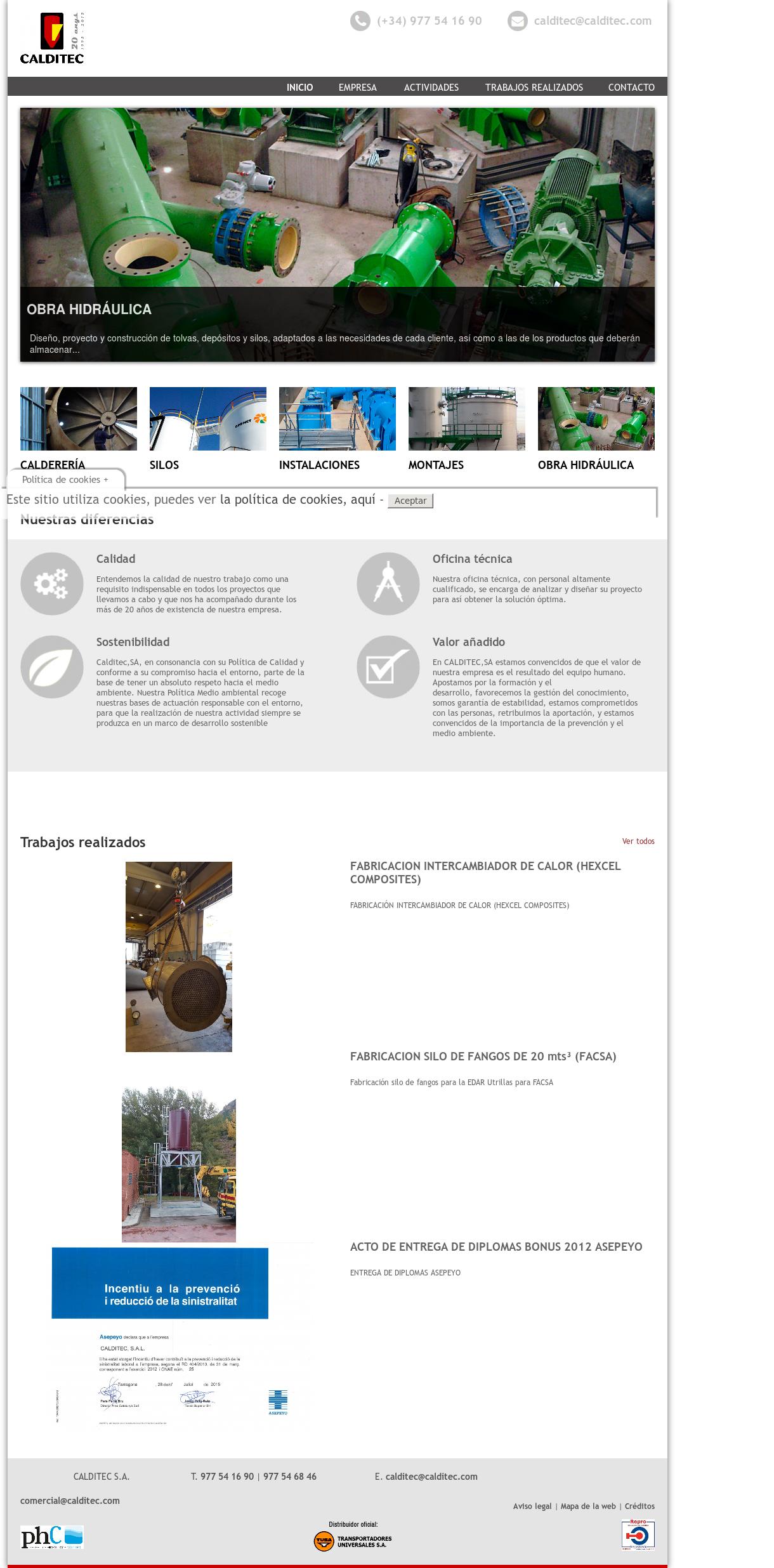 Calditec S A L Competitors Revenue And Employees Owler