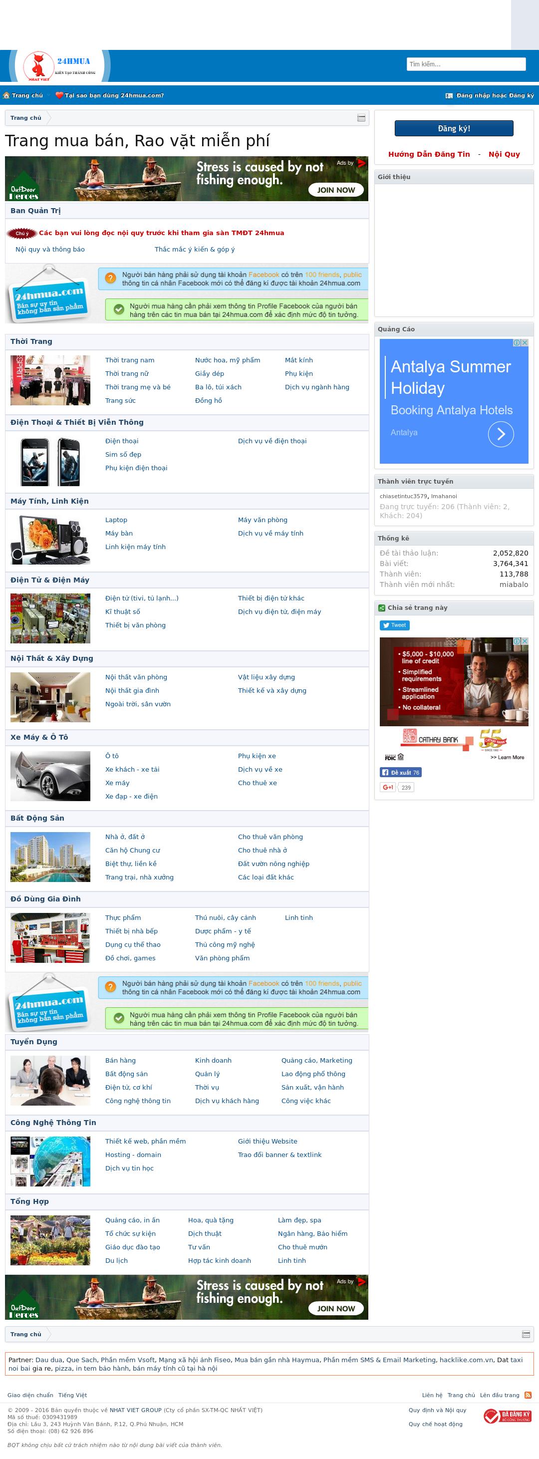 24Hmua website history
