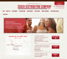 Couch Distributing Competitors Revenue And Employees