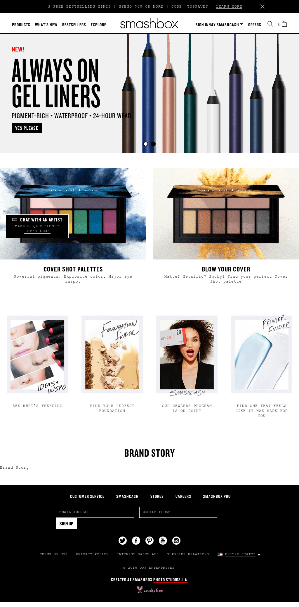 Smashbox Competitors, Revenue and Employees - Owler Company Profile