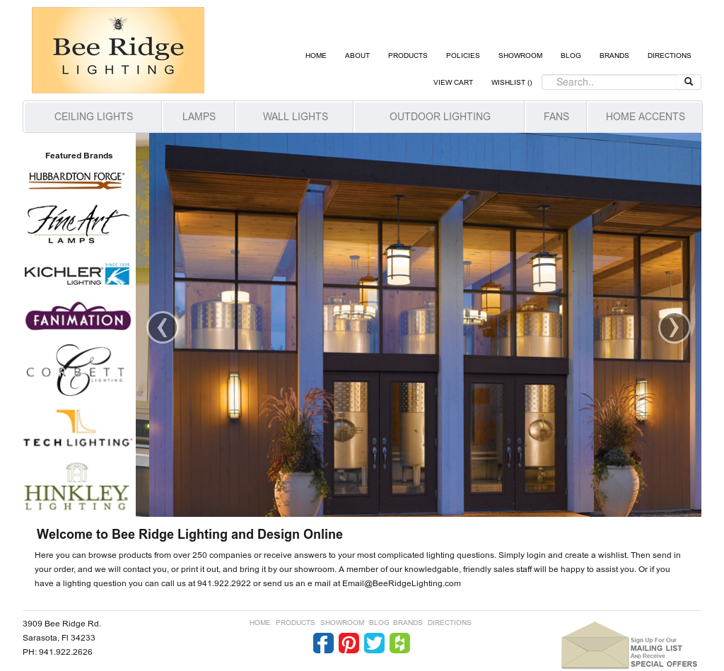 Bee Ridge Lighting