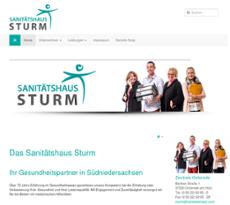 Sanitätshaus Sturm | Sanitätshaus Sturm