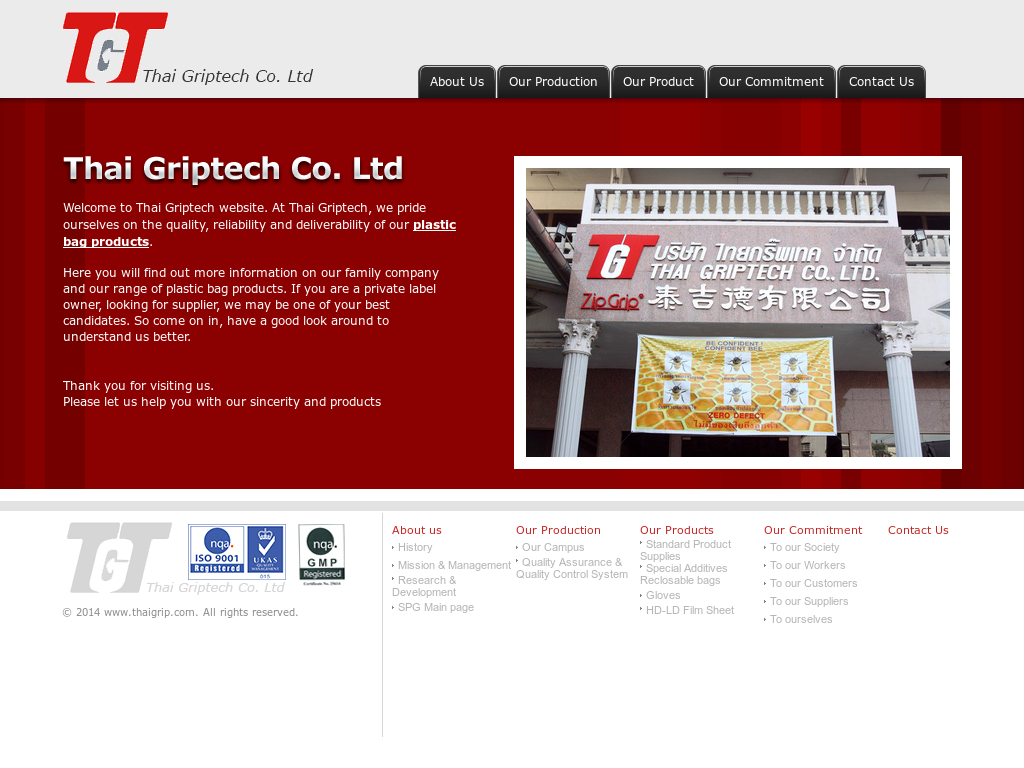 Thai Griptech Competitors Revenue And Employees Owler Company Profile