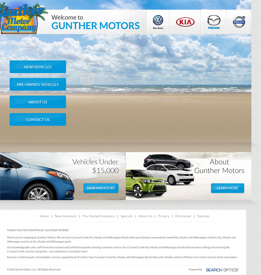 Gunther motor company competitors revenue and employees for Kia gunther motor co