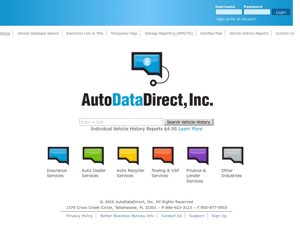 Auto Data Direct >> Auto Data Direct Competitors Revenue And Employees Owler Company