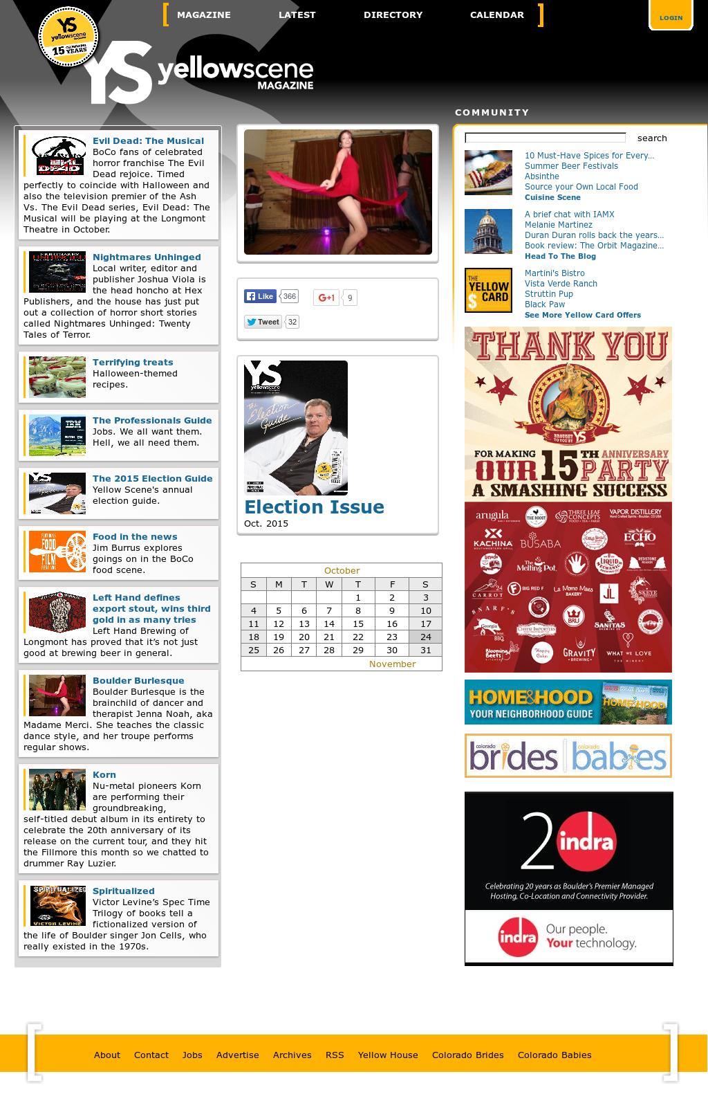 Yellow Scene Magazine Competitors, Revenue and Employees - Owler