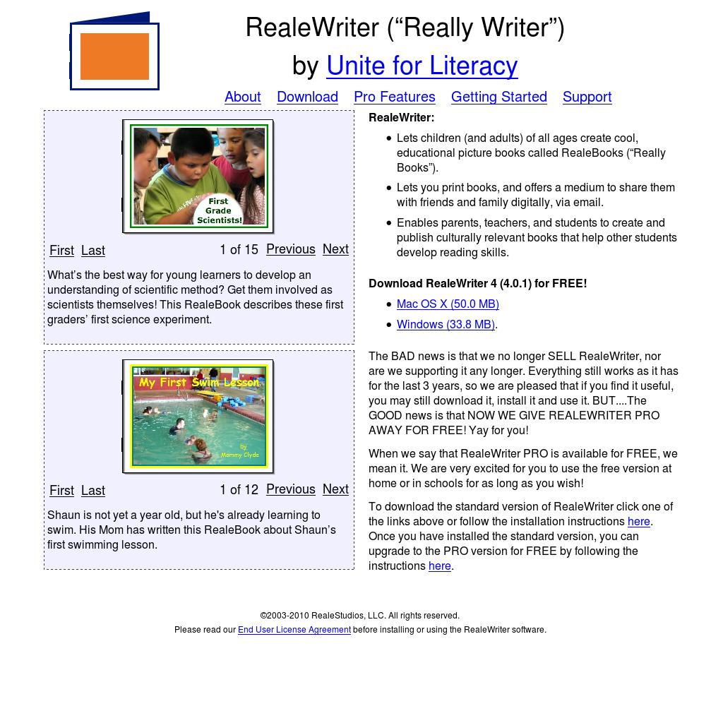 realewriter